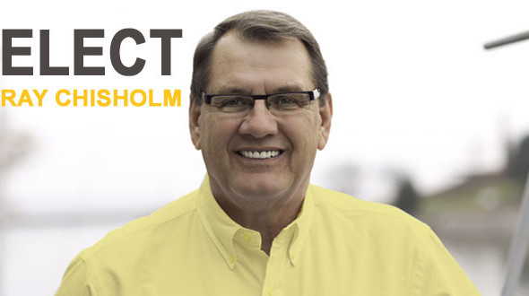 Ray Chisholm for Oakville Ward 2