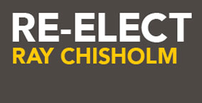 Elect Ray Chisholm